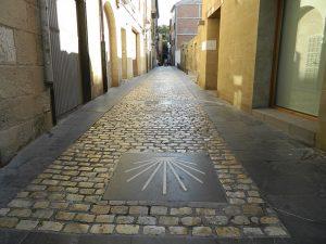 Visita a la Calle Barriocepo