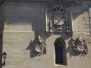 Exterior de la Catedral de Santo Domingo