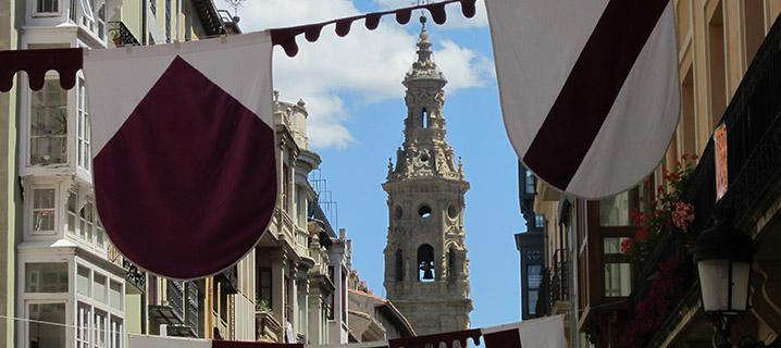 Visitar la Calle Portales de Logroño