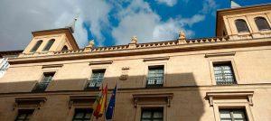 Casa de los Chapiteles en Logroño