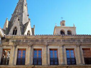 Claustro de la Iglesia de Palacio