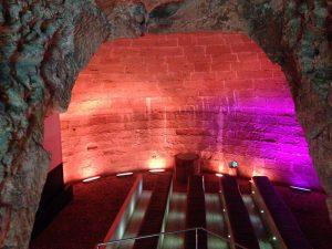 Interior del Muro del Revellín
