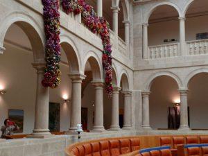 Interior del Parlamento de La Rioja