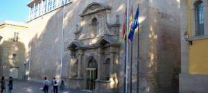Visitas al Parlamento de La Rioja en Logroño