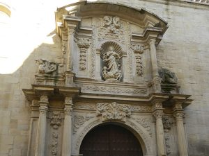 Entradas a concatedral La Redonda