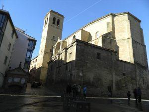 Visitas a la Iglesia de Santiago el Real en Logroño