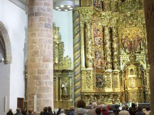 Interior Iglesia en Arnedo