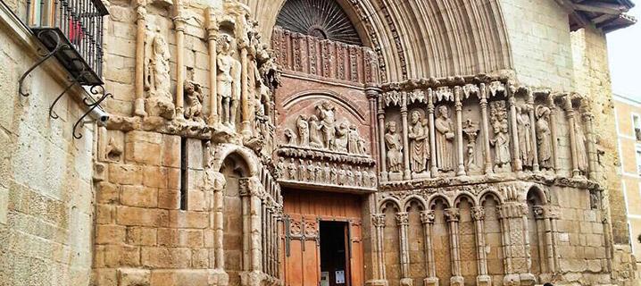 Iglesia de San Bartolomé en Logroño