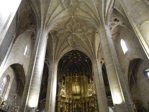 Interior Catedral la Redonda