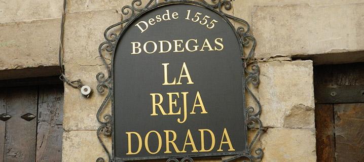 La Reja Dorada de Logroño