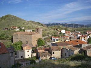 Pueblo de Clavijo en La Rioja