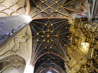 Techo de la Concatedral