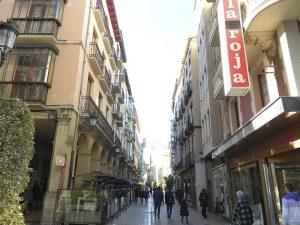 Visitas a la Calle Portales