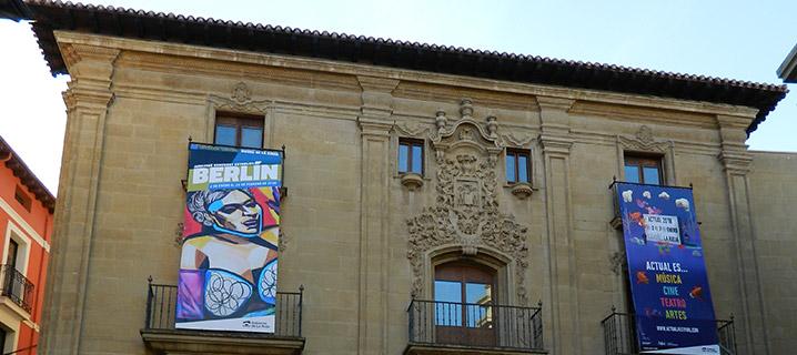 Visitas al Palacio del Espartero en Logroño